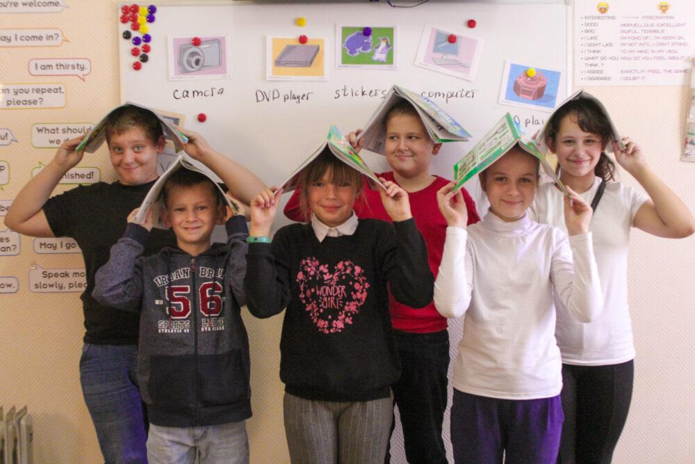 «Летний прорыв» для ребят 1-6 класса